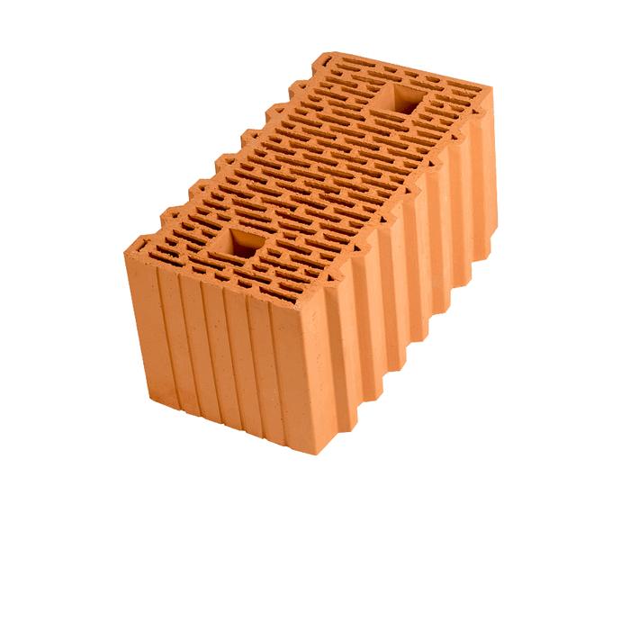 Керамические блоки Porotherm 51 поризованный 14,32 NF, 510*250*219