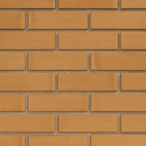 Клинкерная фасадная плитка Экоклинкер Песочная, скала