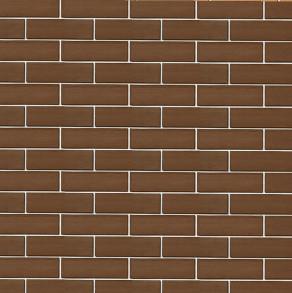 Клинкерная фасадная плитка Экоклинкер Коричневый, скала
