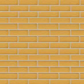 Клинкерная фасадная плитка Экоклинкер Терракот, берёзка