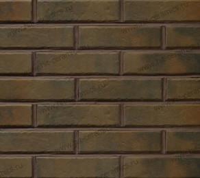 Фасадные термопанели с клинкерной плиткой Retro Brick Cardamon