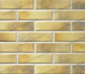Фасадные термопанели с клинкерной плиткой Retro Brick Masala