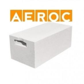 Газобетонные блоки AEROC Classic (D500) 400*250*625 мм