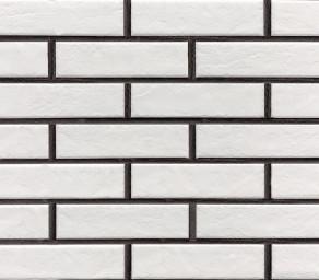 Клинкерная фасадная плитка Paradyz Scandiano Bianco