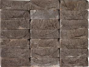 Облицовочный кирпич ручной формовки Мирош WDF, 210x100x65