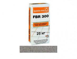 """Затирка для широких швов quick-mix """"Фугенбрайт"""" FBR 300 серый, 25 кг"""