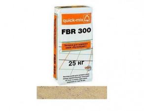"""Затирка для широких швов quick-mix """"Фугенбрайт"""" FBR 300 песочно-жёлтый, 25 кг"""