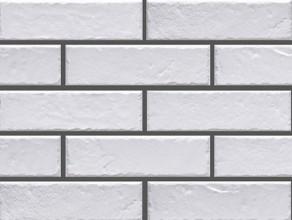 Клинкерная фасадная плитка под кирпич Foggia bianco 245*65*8 мм