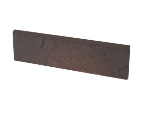 Цоколь структурный Paradyz Semir Rosa, 300*81*11 мм
