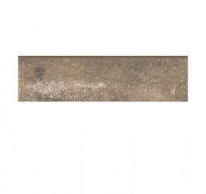 Цоколь структурный Paradyz Scandiano Ochra, 300*81*11 мм