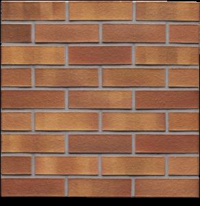 Клинкерный облицовочный кирпич Muhr L07 Herbstlaub WF, 210*100*50