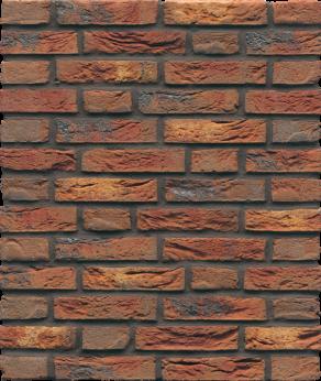 Кирпич ручной формовки Muhr E37, Sylt (Chesham Red Multi), 215*102*65 мм