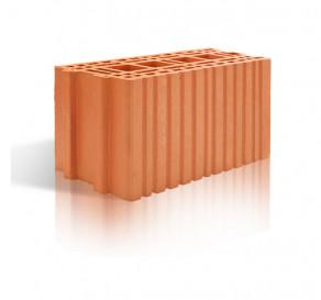 Поризованный рядовой блок RAUF Therme 8,98NF, 400*200*219