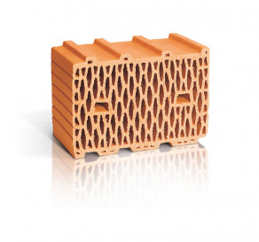 Поризованный рядовой блок RAUF Therme 10,7NF, 380*250*219