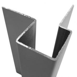 Внешний асимметричный угловой профиль Cedral (Кедрал)