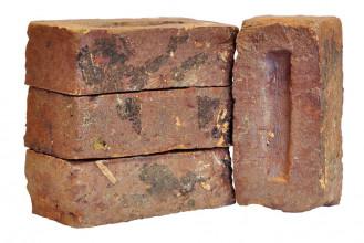 Облицовочный кирпич ручной формовки №9 WDF