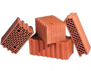 Крупноформатные керамические блоки