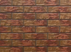 Клинкерная фасадная плитка под кирпич Colorado 240*65*6.5 мм