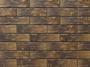 Клинкерная фасадная плитка под кирпич Montana 240*65*6.5 мм