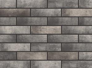 Клинкерная фасадная плитка под кирпич Loft Brick Pepper 240*65*8 мм