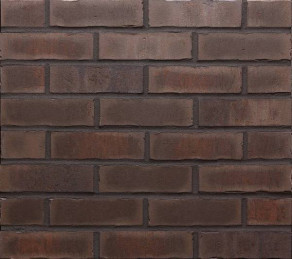 Клинкерная фасадная плитка Feldhaus Klinker R748 Vascu geo merleso NF14, 240*14*71 мм