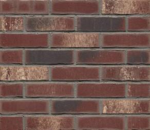 Клинкерная фасадная плитка Feldhaus Klinker R746 Vascu cerasi rotado NF14, 240*14*71 мм