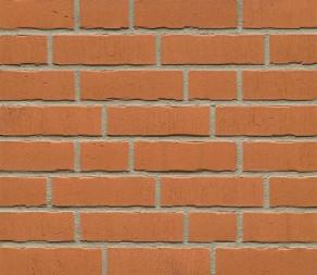 Клинкерная фасадная плитка Feldhaus Klinker R731 Vascu terracotta oxana NF14, 240*14*71 мм