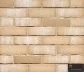 Клинкерная фасадная плитка Feldhaus Klinker R730 Vascu crema bora NF14, 240*14*71 мм