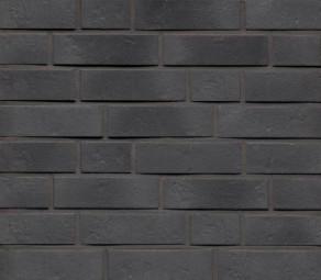 Клинкерная фасадная плитка Feldhaus Klinker R717 Accudo geo ferrum рельефная NF14, 240*14*71 мм