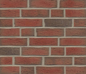 Клинкерная фасадная плитка Feldhaus Klinker R689 Sintra ardor NF14, 240*14*71 мм