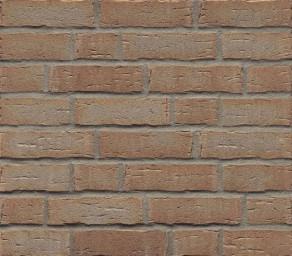 Клинкерная фасадная плитка Feldhaus Klinker R681 Sintra terracotta bario NF14, 240*14*71 мм