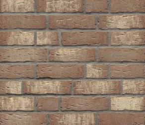 Клинкерная фасадная плитка Feldhaus Klinker R677 Sintra brizzo blanca NF14, 240*14*71 мм