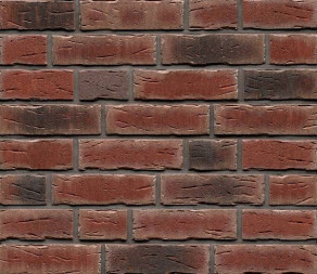 Клинкерная плитка Feldhaus Klinker R663 Sintra cerasi nelino