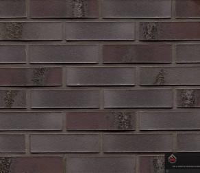 Клинкерная фасадная плитка Feldhaus Klinker R565 Carbona geo ferrum
