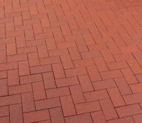 Тротуарная клинкерная брусчатка Feldhaus Klinker P402 KDF gala plano