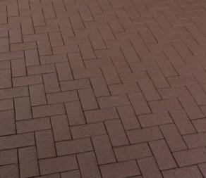 Тротуарная клинкерная брусчатка Feldhaus Klinker P502 KF gala ferrum