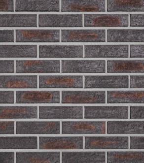 Клинкерная фасадная плитка под старину Roben MANUS Moorea, 240*14*71 мм