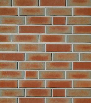 Клинкерная фасадная плитка под кирпич Roben Spessart bunt, 240*14*71 мм