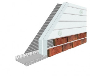 Фасадные панели утепления под клинкерную плитку 995х585х40 мм