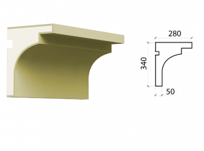 Карниз KF-238