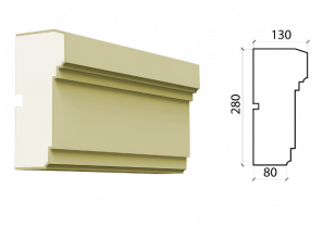 Межэтажный пояс MPF-534