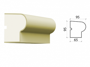 Подоконник PDF-311