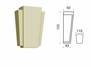 Замковый камень ZK-01