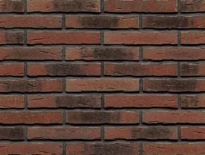 Клинкерная плитка Feldhaus Klinker ригель формата sintra carmesi nelino R685LDF