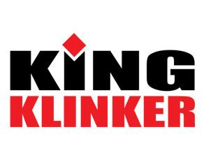 Клинкерный заборный оголовок King Klinker
