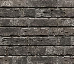 Клинкерная плитка под кирпич Stroher Steinlinge 375 platingrau