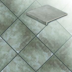Клинкерная напольная плитка Stroeher Aera X 710 crio, 394*394*10 мм