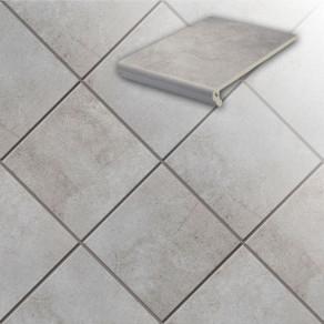 Клинкерная напольная плитка Stroeher Aera T 705 betone, 294*294*10 мм