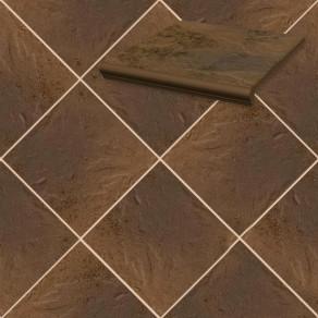 Напольная клинкерная плитка Paradyz, Semir Beige 300*300*11 мм