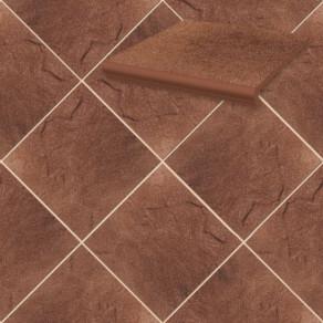Напольная клинкерная плитка Paradyz, Taurus Brown 300*300*11 мм